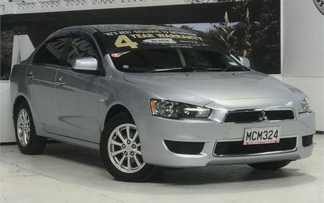 2013 Mitsubishi Galant