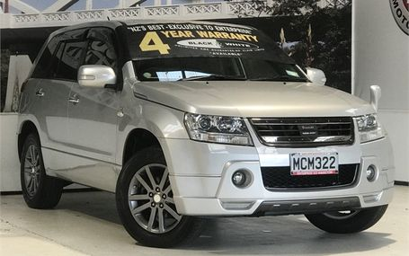 2008 Suzuki Escudo 2.7 V6 SOLOMON EDITION Test Drive Form