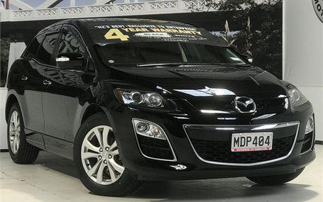 2011 Mazda CX-7 CX - 7 FREE ON ROAD COSTS Test Drive Form