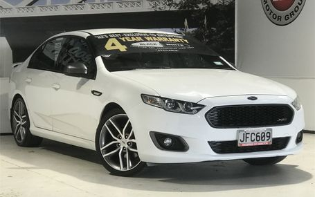 2015 Ford Falcon XR6 T NEW SHAPE TURBO Test Drive Form