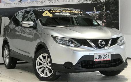 2015 Nissan Qashqai ST 2.0 NZ NEW Test Drive Form