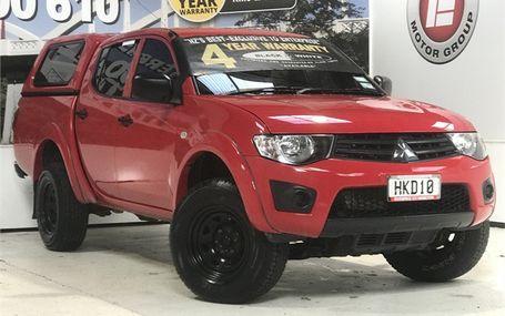 2014 Mitsubishi Triton