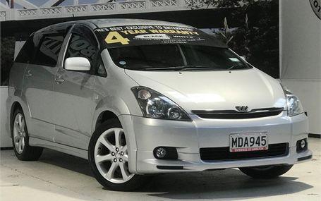 2004 Toyota Wish