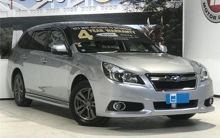 2013 Subaru Legacy B SPORT TOURING WAGON Test Drive Form