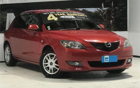 2006 Mazda Axela