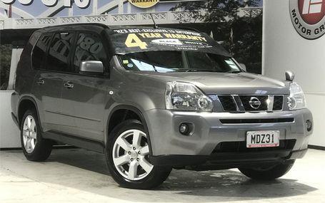 2009 Nissan X-Trail DIESEL POWER Test Drive Form