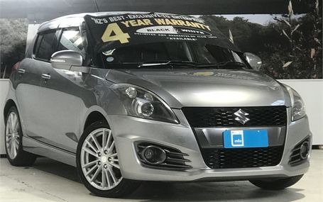 2012 Suzuki Swift