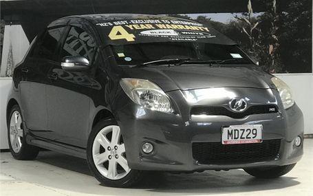 2010 Toyota Vitz