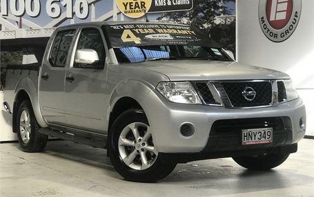 2014 Nissan Navara