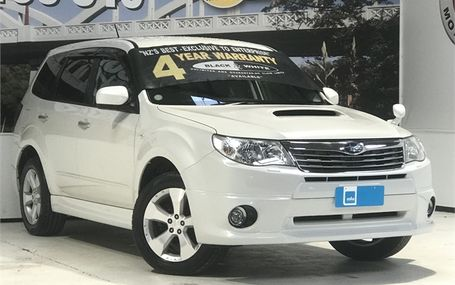 2008 Subaru Forester XT CAMBELT DONE Test Drive Form