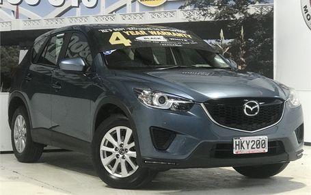2014 Mazda CX-5 GLX S/W 2.0 PETROL Test Drive Form