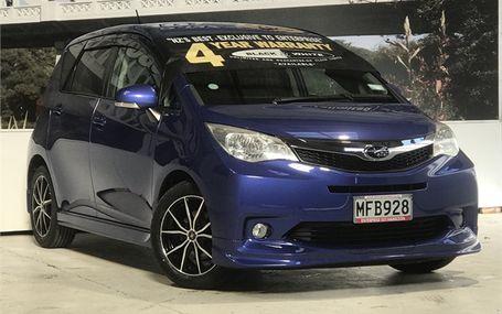 2011 Subaru Trezia