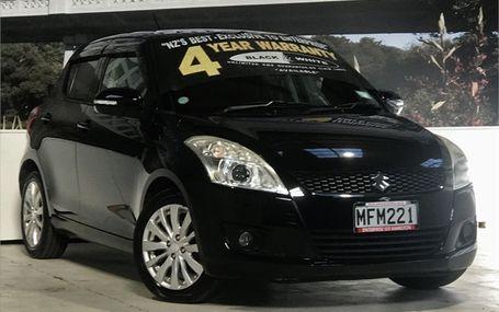 2011 Suzuki Swift XS GREAT ON GAS Test Drive Form
