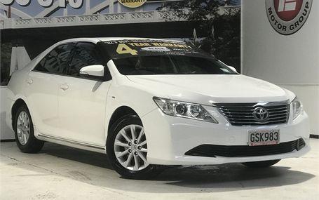 2013 Toyota Aurion