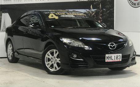 2011 Mazda Atenza