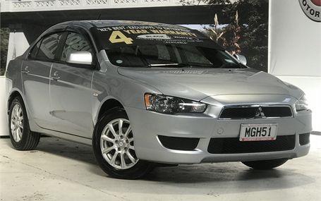 2014 Mitsubishi Galant