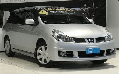 2008 Nissan Wingroad