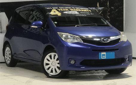2010 Subaru Trezia