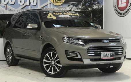 2015 Ford Territory AWD TITANIUM DIESEL Test Drive Form