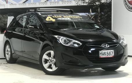 2015 Hyundai i40 WAGON NZ NEW Test Drive Form