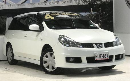 2006 Nissan Wingroad