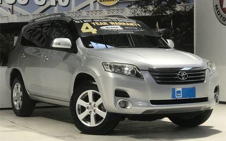2008 Toyota Vanguard