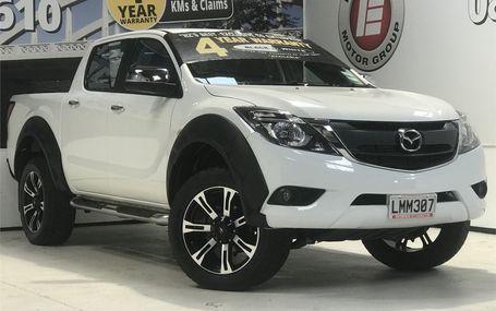 2018 Mazda BT-50 GSX 3.2D 36,000 KMS Test Drive Form