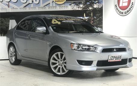 2007 Mitsubishi Galant FORTIS NO DEPOSIT FINANCE Test Drive Form