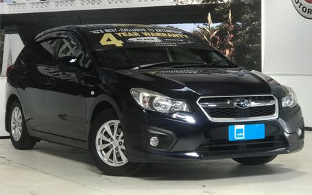 2013 Subaru Impreza 1.6 I-L NO DEPOSIT FINANCE Test Drive Form