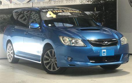 2008 Subaru Exiga GT 7 SEATER TURBO Test Drive Form