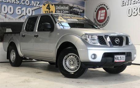 2013 Nissan Navara D/CAB 2.5 DIESEL Test Drive Form