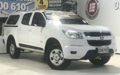 2013 Holden Colorado