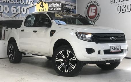 2014 Ford Ranger 3.2 XL 58,000 KMS Test Drive Form