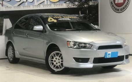 2008 Mitsubishi Galant