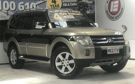 2006 Mitsubishi Pajero