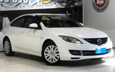 2009 Mazda Atenza 25F EASY ONLINE FINANCE Test Drive Form