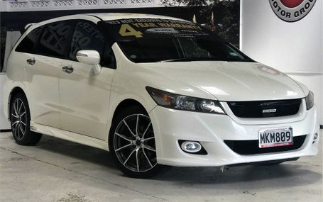2011 Honda Stream RST MODEL - SPORTY PEOPLE MOVER Test Drive Form
