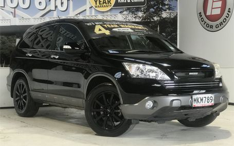 2008 Honda CR-V ZL 86,000 KMS Test Drive Form