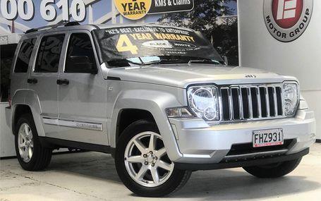2009 Jeep Cherokee