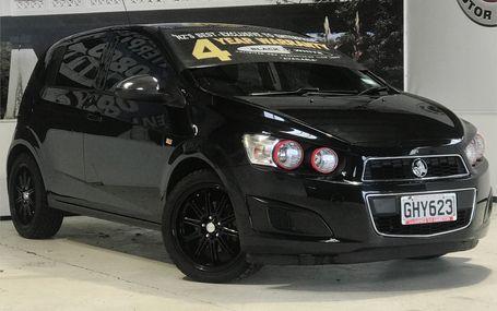 2012 Holden Barina