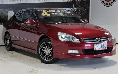 2005 Honda Accord 3.0 V6 CHEAP FAMILY CAR Test Drive Form