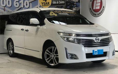 2011 Nissan Elgrand