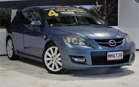 2007 Mazda Axela