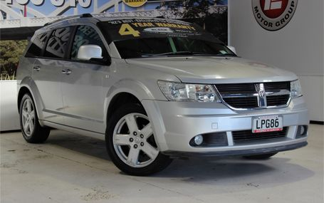 2010 Dodge Journey RT 2.7 7 SEATER Test Drive Form