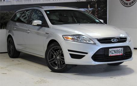 2015 Ford Mondeo WAGON POPULAR - NEW ALLOYS Test Drive Form