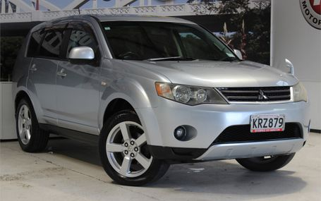 2006 Mitsubishi Outlander 7 SEATER Test Drive Form