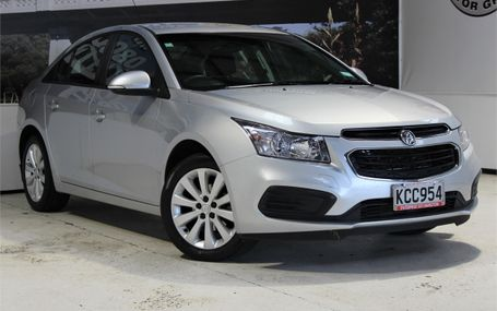 2016 Holden Cruze