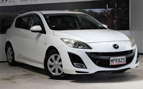 2010 Mazda Axela