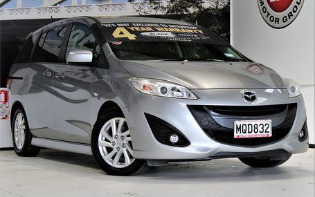 2011 Mazda Premacy 20S 7 SEATER Test Drive Form