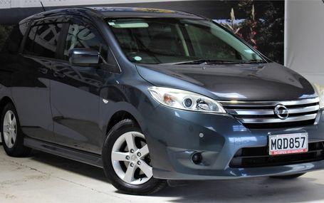 2011 Nissan Lafesta